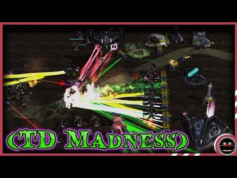 🆕(td-madness)-nod-chemical-warfare-mod-td-map-online-with-friends
