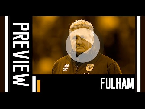 Fulham V The Tigers | Preview With Steve Bruce
