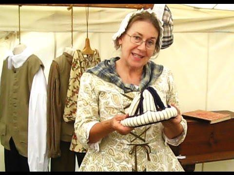 2014.09.28 Elissa Parish. Colonial Children's Clothing. Capon Bridge WV Founders Day