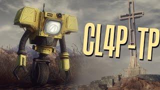 New Vegas Mod: Clap Trap Companion