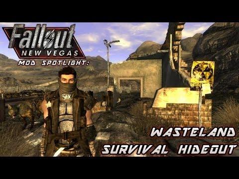 Mod Spotlight: Hidden Bunker (Fallout: New Vegas) | Doovi