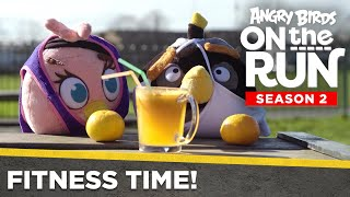 Angry Birds on the Run S2 | Fitness time! - Ep9