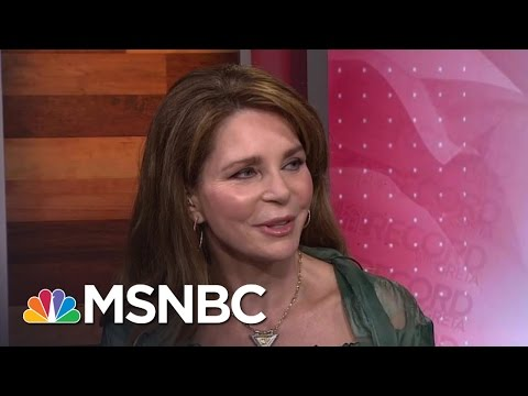 Queen Noor Al-Hussein: Open Your Heart & Mind To Syrian Refugees   For The Record   MSNBC