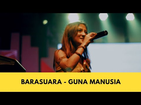 Barasuara - Guna Manusia Live At Pesta Pora Vol.1