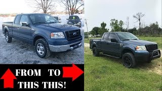 Easiest and Cheapest Mods For Your 2004-2008 Ford F150