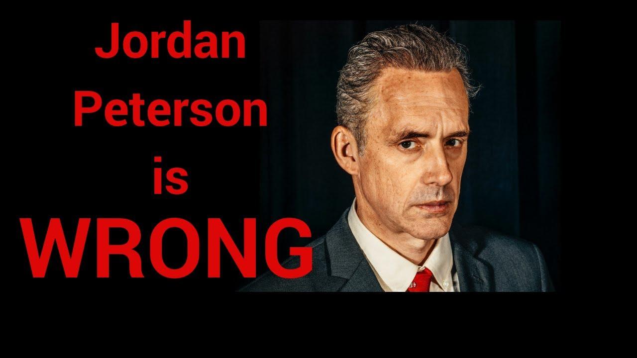 niesamowite ceny strona internetowa ze zniżką tanie trampki Why Jordan Peterson is wrong about relationships & polyamory ...