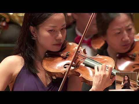 CHEN ZHANGYI: VANDA - Concerto for Violin & Orchestra | Kam Ning (violin)