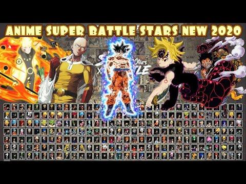 Anime Super Battle Stars MUGEN NEW 2020!