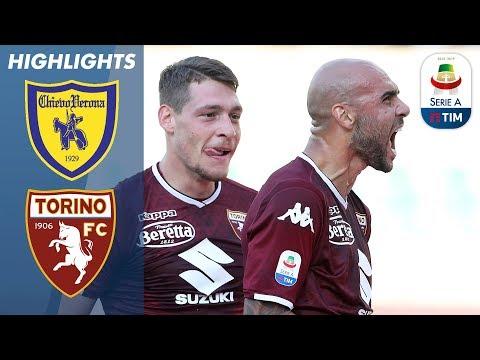 Chievo 0-1 Torino   Zaza Strikes Late to Beat Chievo   Serie A