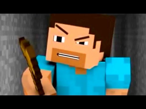 Top 5 Minecraft Song  AnimationsParodies Minecraft Song November 2015  Minecraft Songs ♪