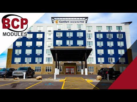 BCP's Revolutionary Module System (Hotel Build Timelapse)