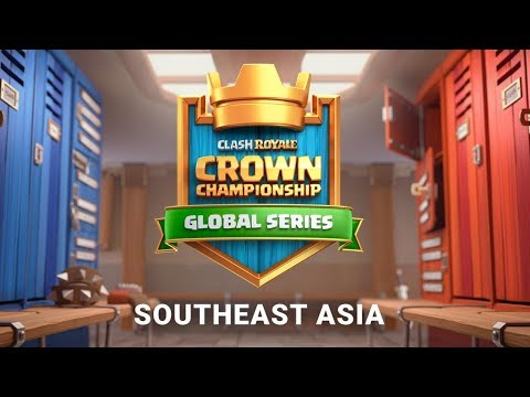 CCGS South East Asia Day 1 | Clash Royale