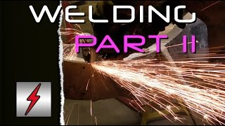 Land Rover Chassis Welding - Grinders at the ready!