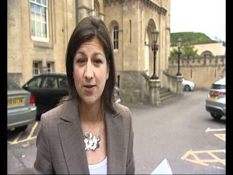 Claire Price: BBC Oxford reel