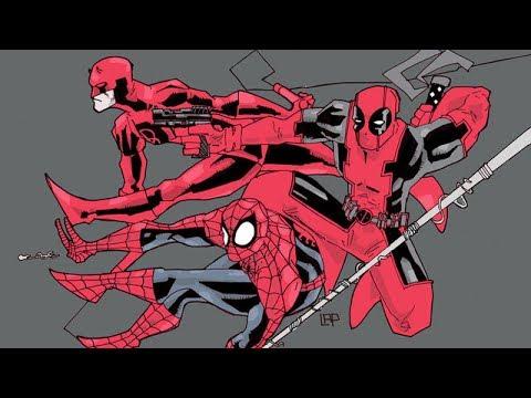 Team Red ~ Superhero