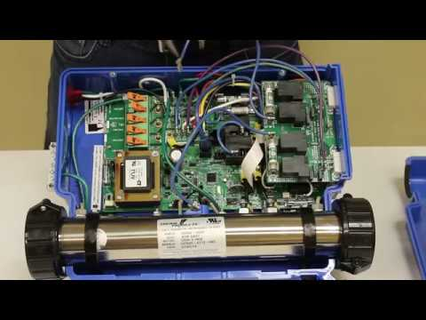 Waterway NEO 2100 Spa Pack Daughter Board 2 Installation Instruction Video