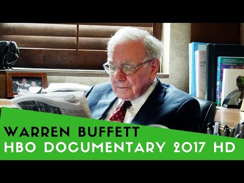 Warren Buffett - HBO Documentary 2017 HD