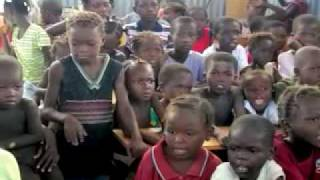 Join Tom Lewis on his visit to a Cross International feeding progra...