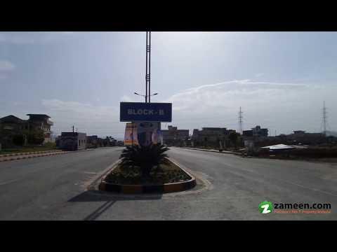 1 KANAL RESIDENTIAL PLOT FOR SALE IN BLOCK B MPCHS MULTI GARDENS ISLAMABAD
