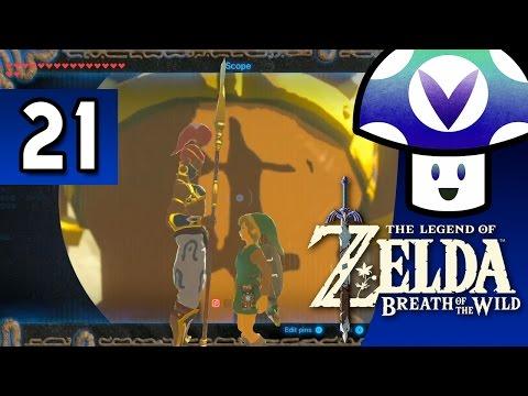 [Vinesauce] Vinny - Zelda: Breath of the Wild (part 21) + Art!