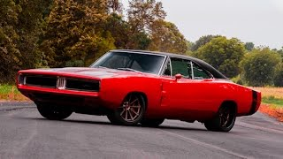 """830 WHP """"Mayhem"""" 1969 Dodge Charger by Detroit Speed"""