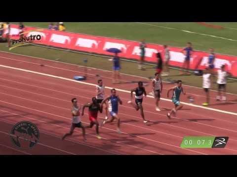 2016 Pretoria A-Bond Interhigh - Boys 16 100m