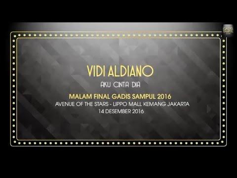 GADIS Sampul 2016: Vidi Aldiano - Aku Cinta Dia