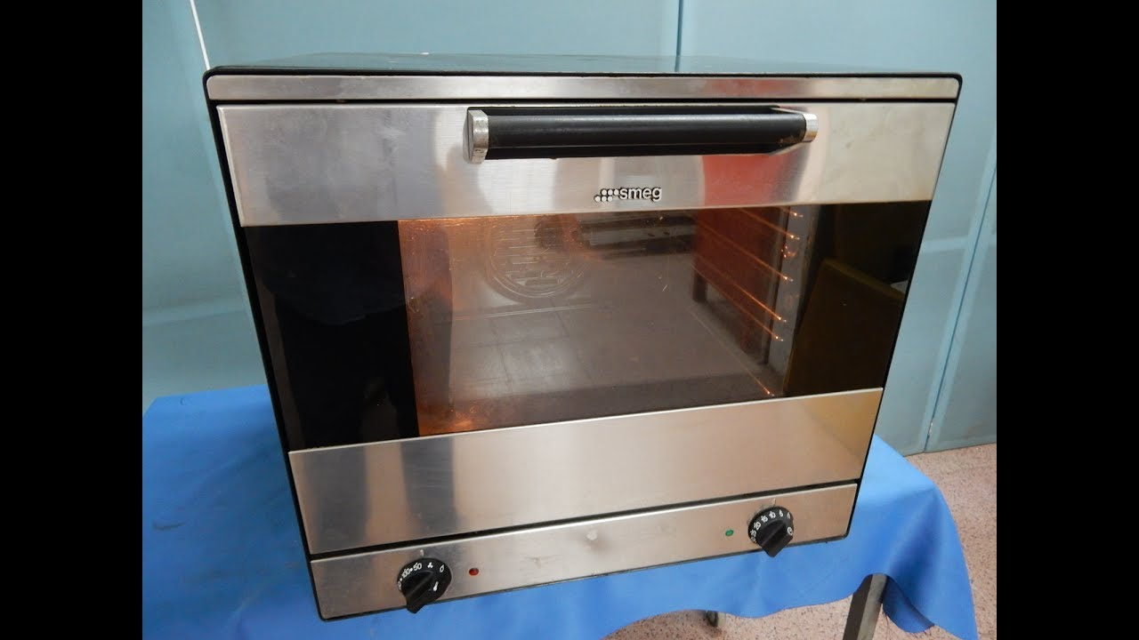 RIF. 3) ASTA FORNO SMEG - YouTube