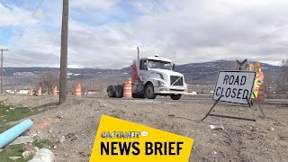 Highway 97 almost ready