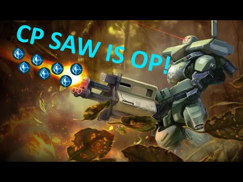 25 KILL 33 MINUTE CP SAW GAME!// Vainglory 5v5