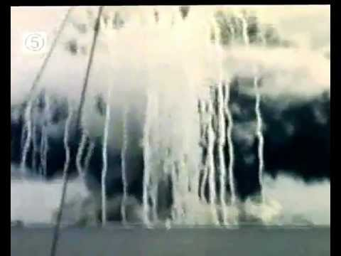Kamikaze Attack ~ USS  John Burke - Complete destruction of