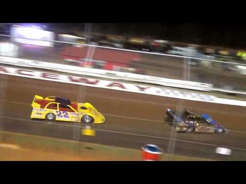Crate Late Model Pinetree 100 Feature Race 05/05/18