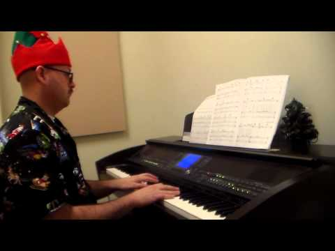The Twelve Days of Christmas  Piano and Flute