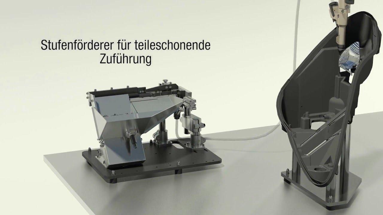 vakuum schraubtechnik weber schraubautomaten youtube