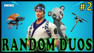 "NEW ""P.A.N.D.A and SUSHI MASTER"" SKINS in FORTNITE - NEW ""LLAMA BELL"" EMOTE 