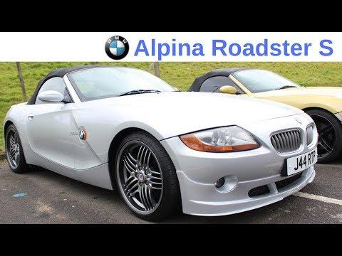 Alpina Roadster 3.4S Review -  BMW Z4 (E85)