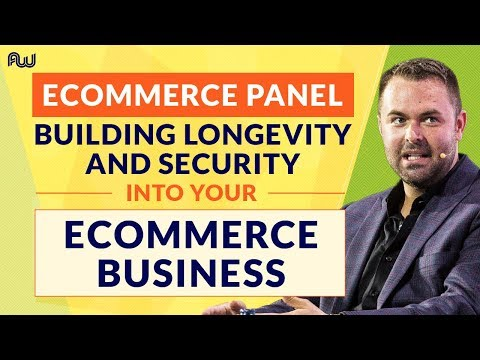 Building Longevity and Security into your Ecommerce Business | Tim Burd, AWeurope 2018