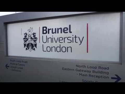 my memory of Brunel university (Recorded in 14/10/2017)