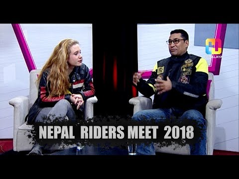 NEPAL RIDERS MEET 2018 | THE JOY OF RIDING | THE EVENING SHOW AT SIX