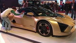 DC TCA Sportscar Unveiled - 320 HP, 45 Lakh - Auto Expo 2018 #shotononeplus