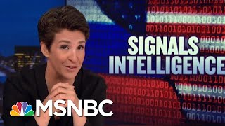 Media Too Quick To Dismiss Donald Trump/Alfa Bank Server Contact Story | Rachel Maddow | MSNBC