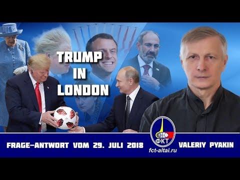 Trump in London  (Valeriy Pyakin 29.07.2018)