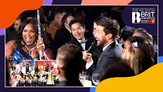 Jack Whitehall's Best Bits | The BRIT Awards 2020