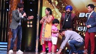 """Himesh Reshammiya"" has signed a 5-year-old boy for a song   Sa Re Gama Pa L'il Champ"