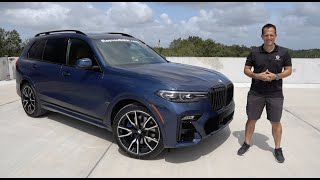 Is the 2020 BMW X7 the BEST luxury SUV you can BUY?