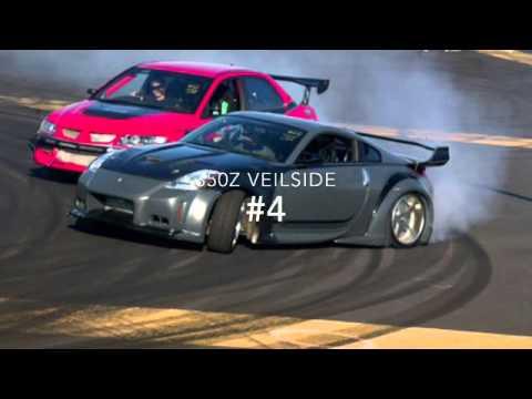 Top Tokyo Drift Cars Youtube