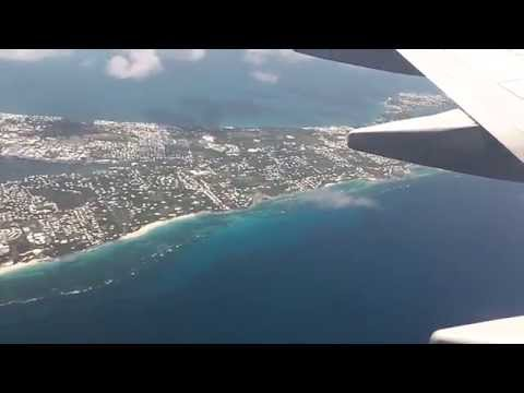 Landing in Bermuda 7/22/2010