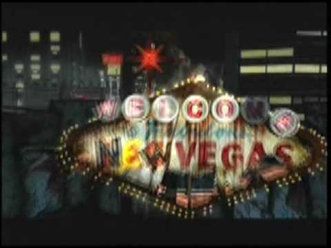 Fallout New Vegas Karaoke performance Dean Martin Ain't That a Kick in the Head Alan Zingheim