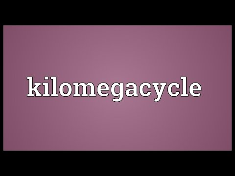 Header of kilomegacycle