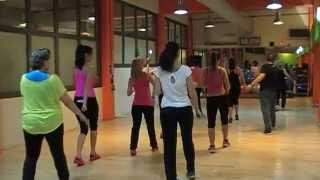 Feeling hot- Don Omar- Zumba choreo by Nektarios- Palmos fit dance